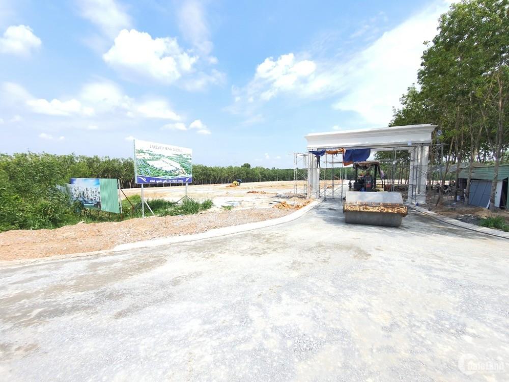 Cần bán lô đất Lakeview view hồ ngay khu đô thị xanh Vinhomes Bắc Tân Uyên