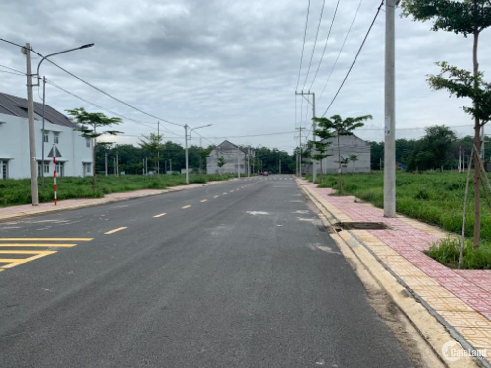 Đất nền Thị Xã Bến Cát- Bình Dương