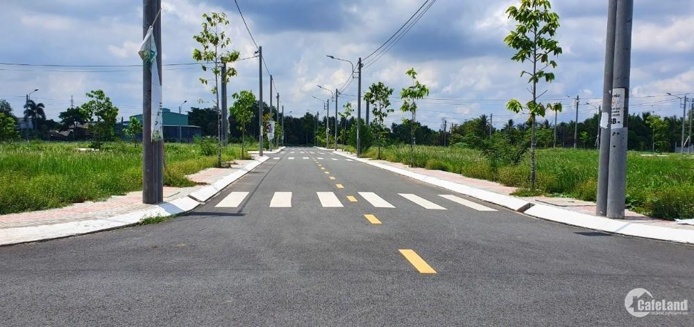 Dự án KCN Thuận Đạo tọa lạc trên mặt tiền đường Vành Đai 4, Phan Văn Mảng