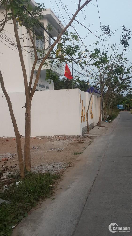 Đất Tp Bến Tre, xã Phú Nhuận, 88.4m2 thổ cư 100%, giá 480Tr đ 1 lô. có 2 lô kề