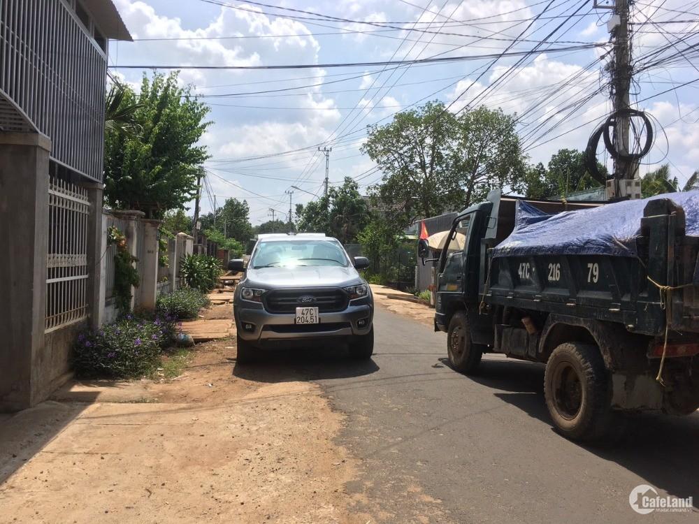 Bán đất hẻm 115 Vạn Xuân, Tân Thành, Buôn Ma Thuột