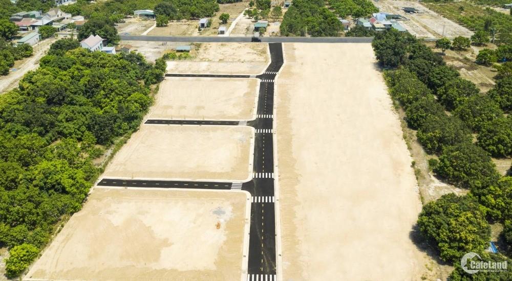 Đất Nền trung tâm Thị Trấn Cam Đức, Cam Lâm - Chỉ từ 10 tr/m2