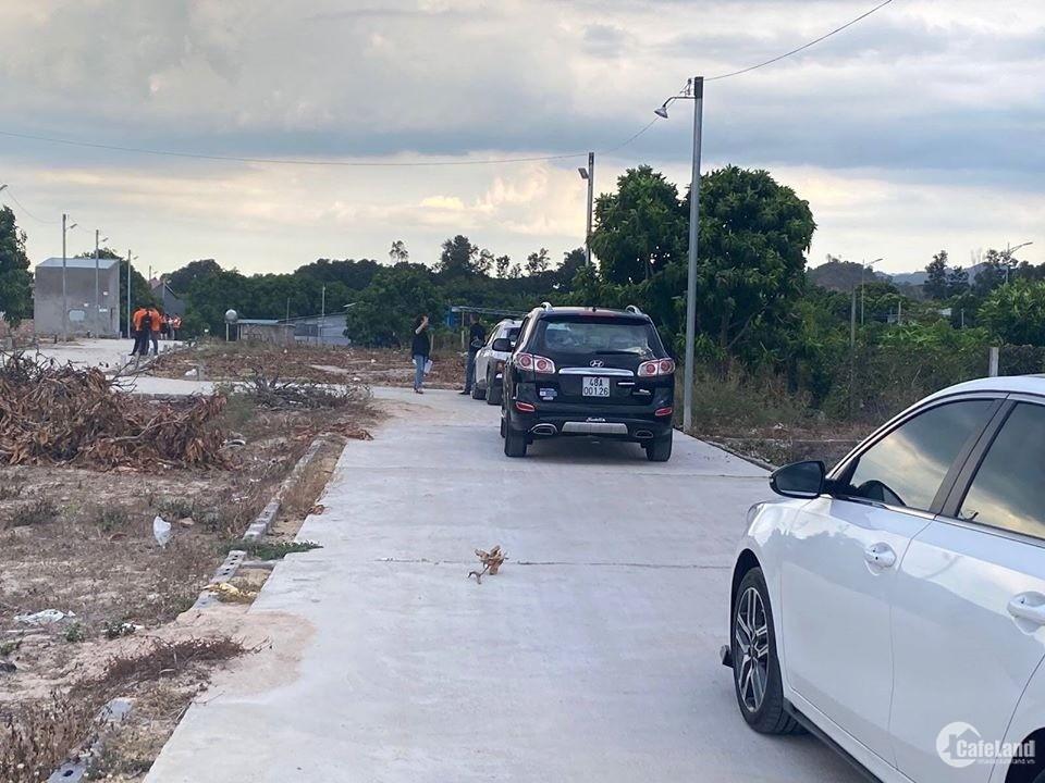 Bán đất nền thổ cư tại KCN Suối Dầu Cam Lâm Khánh Hòa