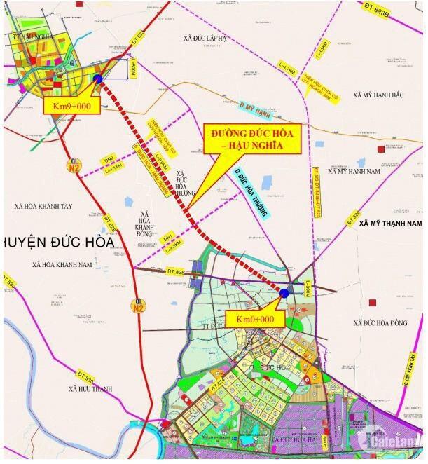 Bán đất full thổ cư, SHR, Chính chủ, chỉ 739 triệu 112m2 tăng gói vật tư 35tr
