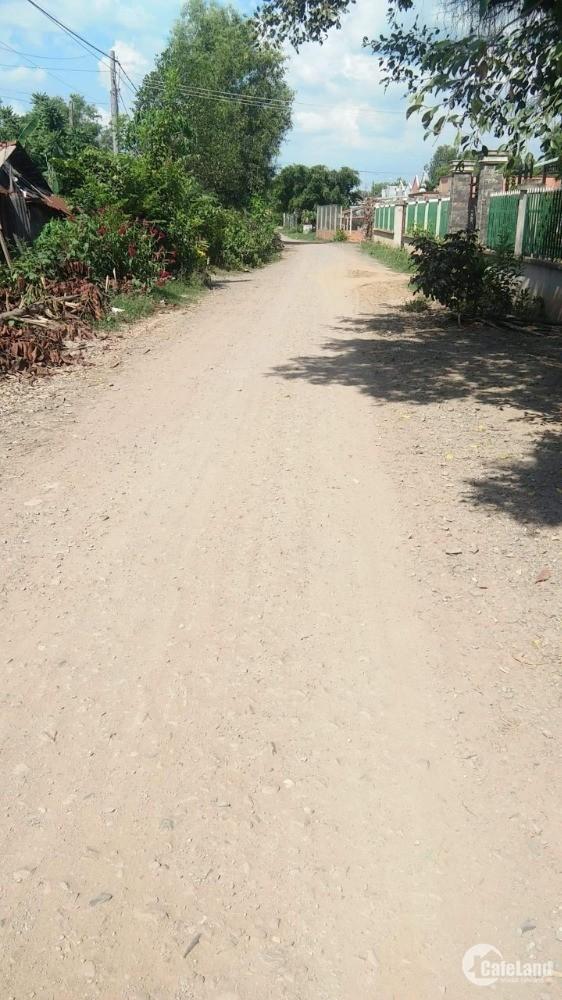 Chính chủ cần bán lô đất đẹp ấp Lộc Hưng – xã Lộc Giang – H.Đức Hòa – Long An