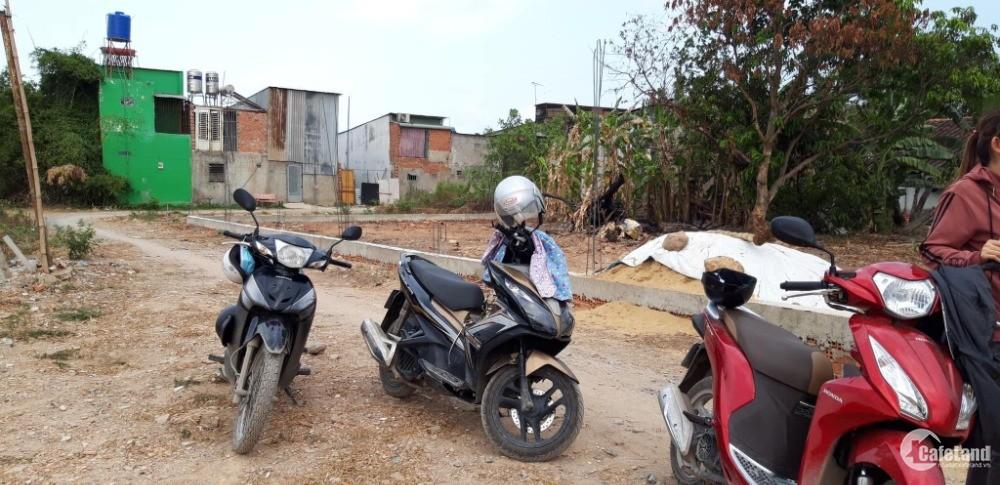 Cần bán gấp 1 miếng đất 2/ Lại Hùng Cường, Vĩnh Lộc B, Bình Chánh