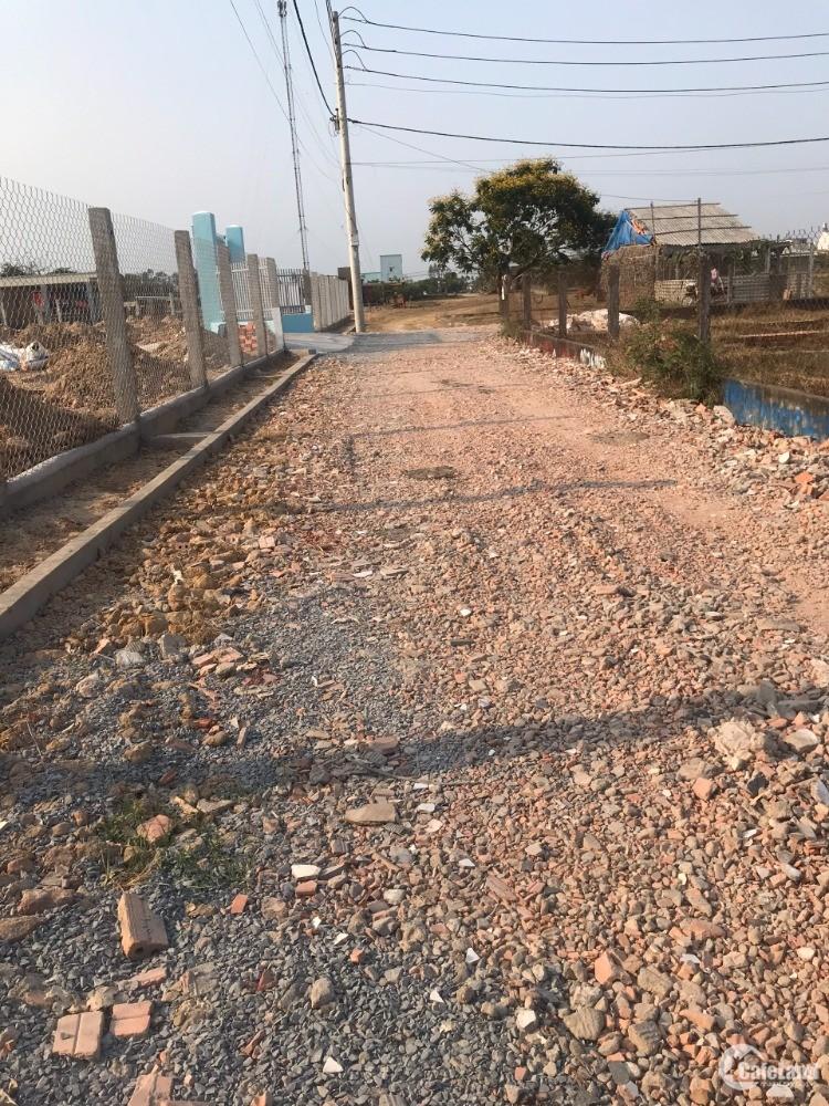 Bán đất mặt tiền đường 6B- Võ Văn Vân, Vĩnh Lộc B, Bình Chánh 68m2