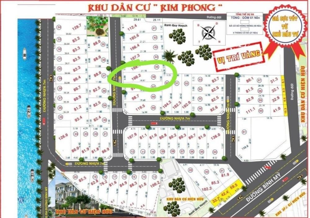 KDC Kim Phong 3 Đầu Tư Lướt Sóng, Xây Nhà Ở Ngay