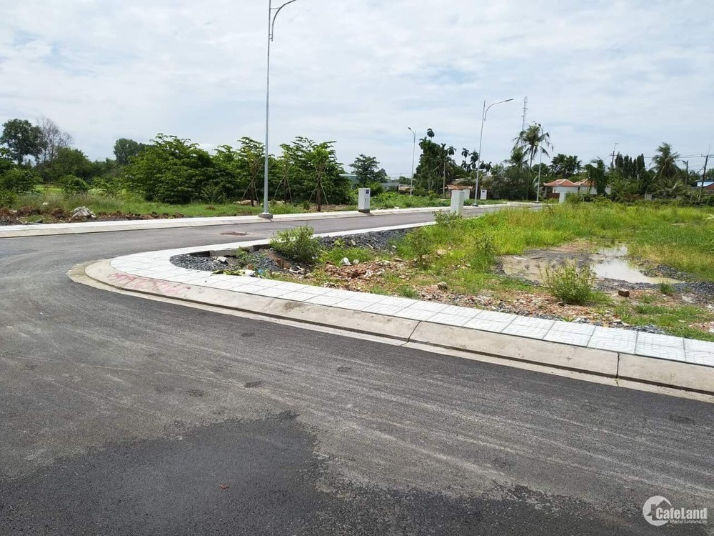 Bán đất chính chủ tại xã Bình Mỹ, huyện Củ Chi
