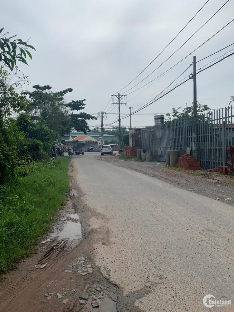 Bán Gấp Lô Đất MT Nguyễn Thị Lắng, 130m2/900tr. Sổ Riêng.Xây Dựng Tự Do