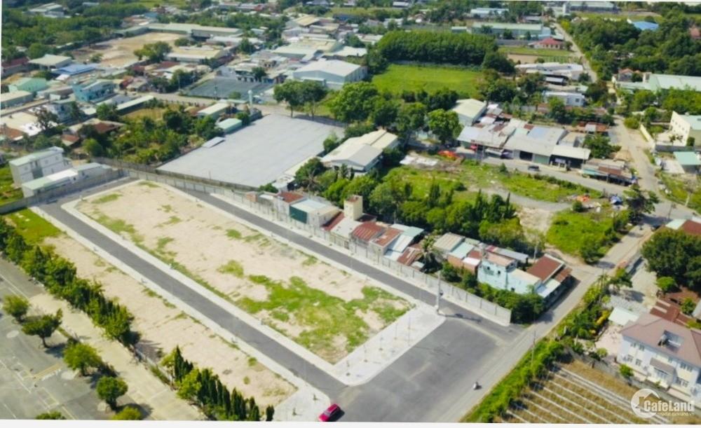 Bán đất sổ hồng riêng tại Tân Phú Trung, Củ Chi 6*15m , giá f0, chiết khấu 5%