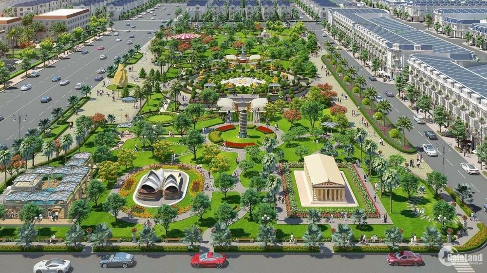Chính thức nhận đặt chỗ dự án Century City - tâm điểm kết nối đầu tư