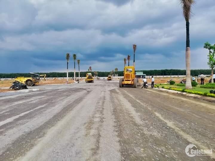 Dự án Century City nằm ngay cửa ngõ sân bay Long Thành,MT 769 .