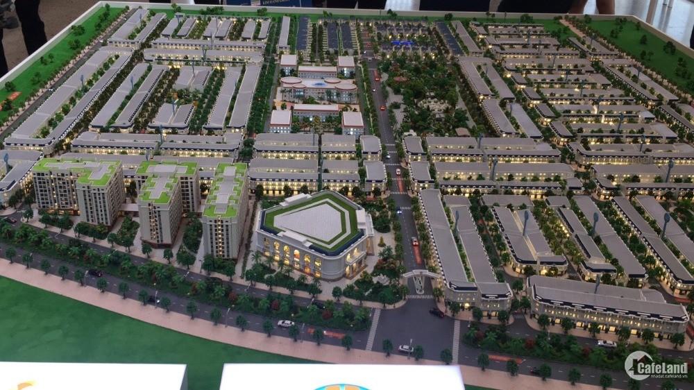 Dự án Century city nằm ngay cửa ngõ sân bay Long Thành.mt 769.NH hỗ trợ 70%