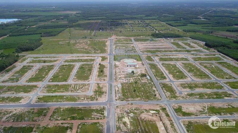 Bán đất TTHC Nhơn Trạch, mặt tiền đường 25C, chiết khấu 5cv SJC