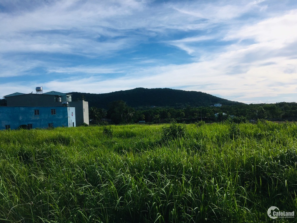 Bán đất công Tuyến Tránh, phía núi, quy hoạch đất ở.