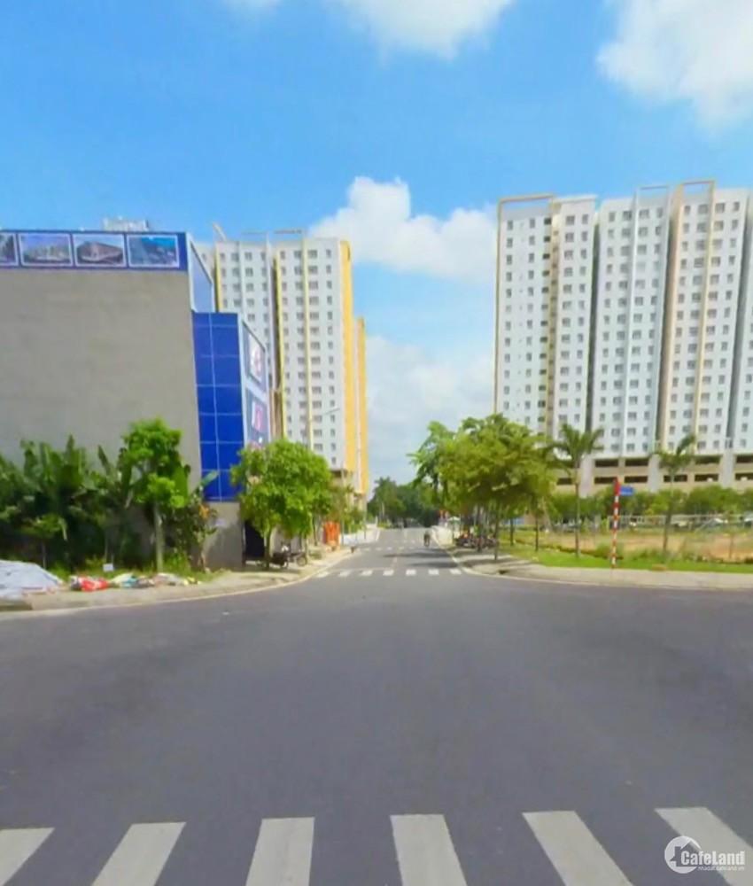 Bán gấp lô đất 120m2 (6x20m) giá 2.5 tỷ, mặt tiền đường An Phú Đông 13, Q12, SHR