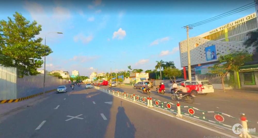 Bán lô đất Đường Nguyễn Thị Định,Quận 2 giá từ 18tr/m2 DT: 100m2 Lh: 0795678173