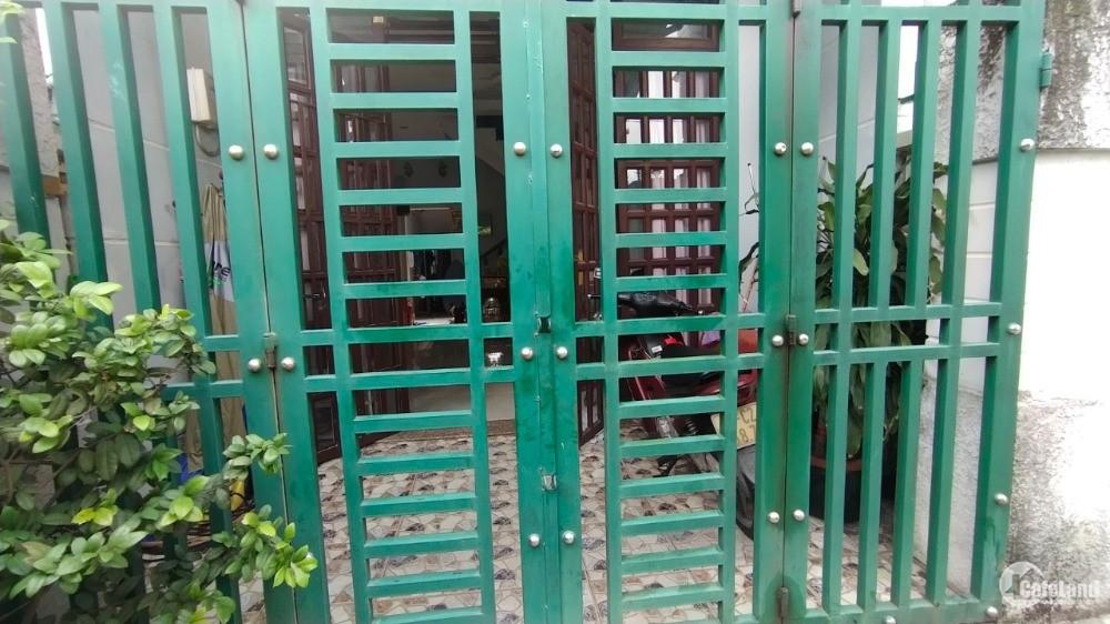 Bán nhà hẻm 1027 đường Huỳnh Tấn Phát, Phường Phú Thuận, Quận 7