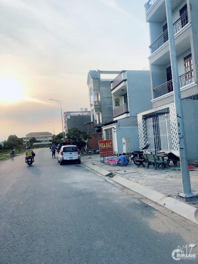Ngân hàng HT thanh lý 20 nền đất và 3 lô góc liền kề khu Tên Lửa Bình Tân