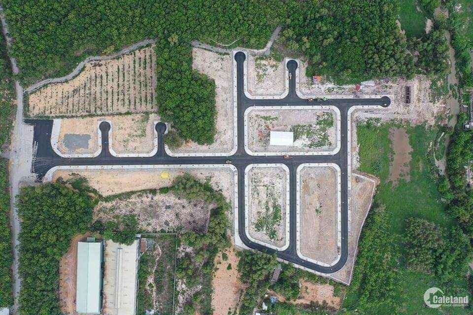 ĐẤT ĐẤT ĐỐI DIỆN KCN VISIP 2 650TR/100m2 RẺ NHẤT KHU VỰC BÌNH DƯƠNG.