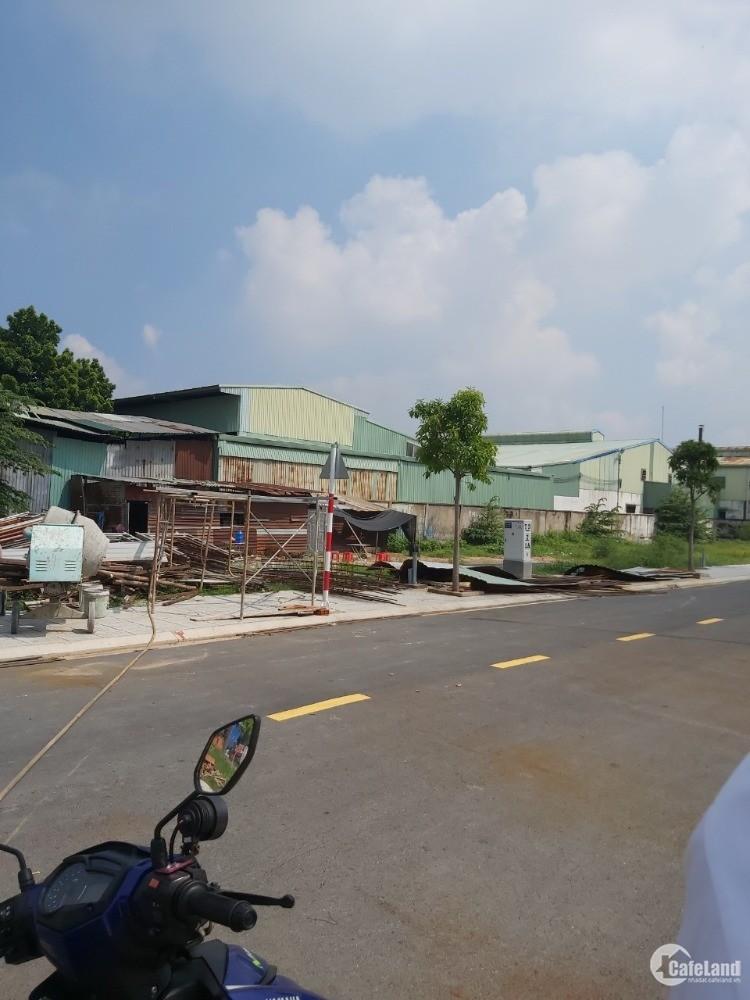 Vợ chồng kẹt tiền cần bán miếng đất Phú Hòa, Thủ Dầu Một. Ngay cf AMY