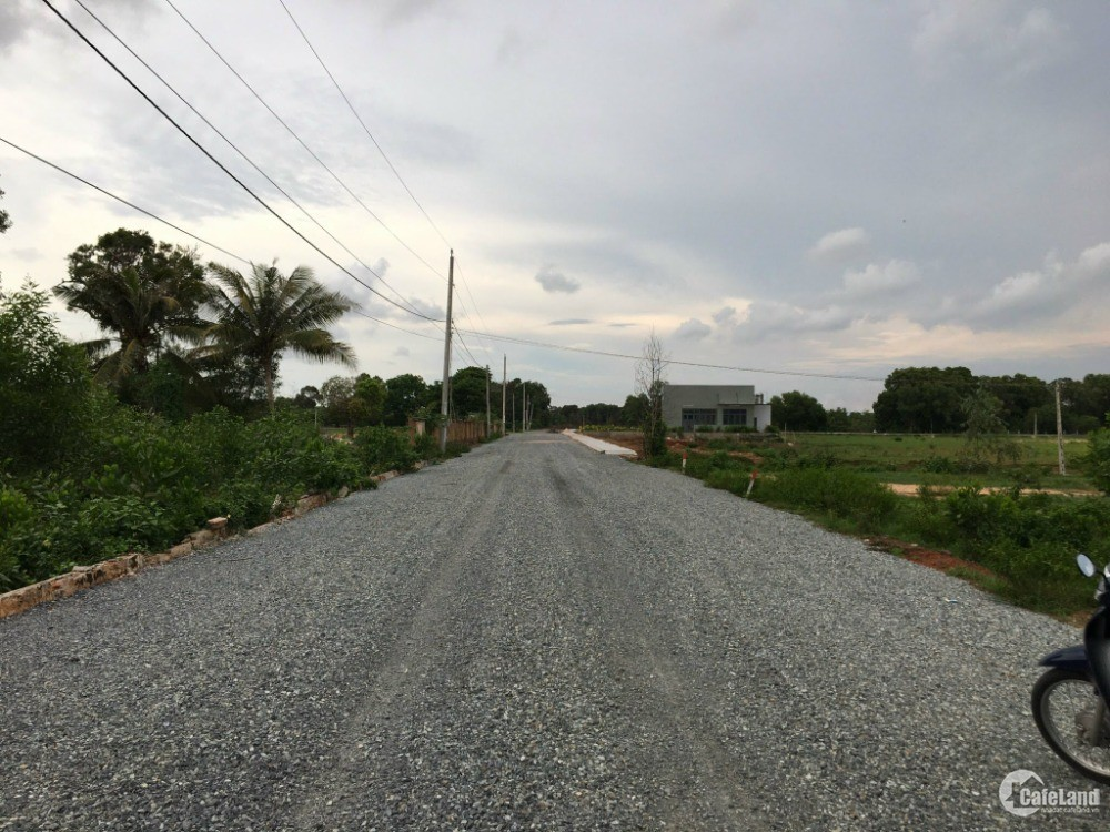 Bán nền đất xây villa, DT 500m2, TC 100%, SHR, TT. Biển Hồ Tràm, TP. BR - VT,