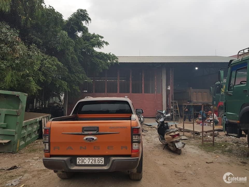 Cho Thuê Mặt Bằng Làm Cửa Hàng Nhà Xưởng ở ứng Hòa, gần thị trấn Vân Đình