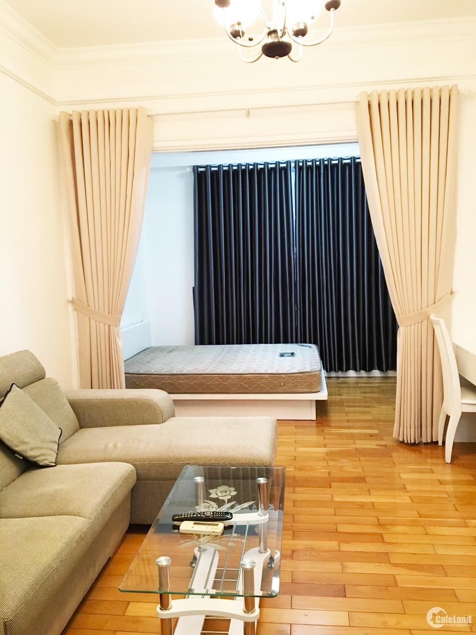 Cho Thuê căn hộ The Manor full nội thất - 38m2 - tầng cao, mát mẻ. Giá rẻ bao