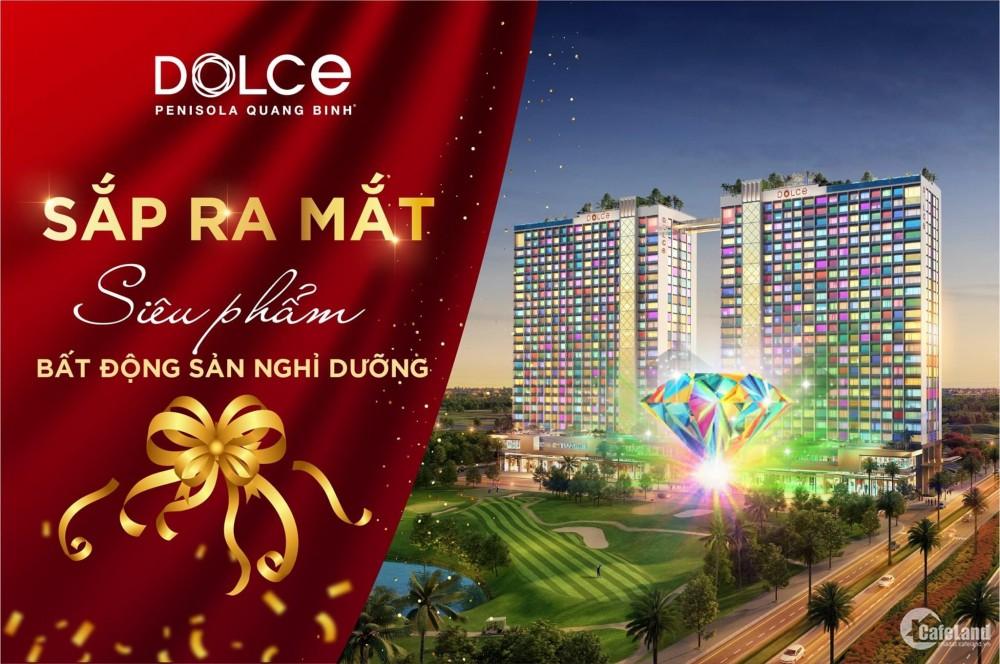 Chỉ 8xx triệu sỡ hữu căn hộ khách sạn 6 sao Dolce Penisola Quảng Bình
