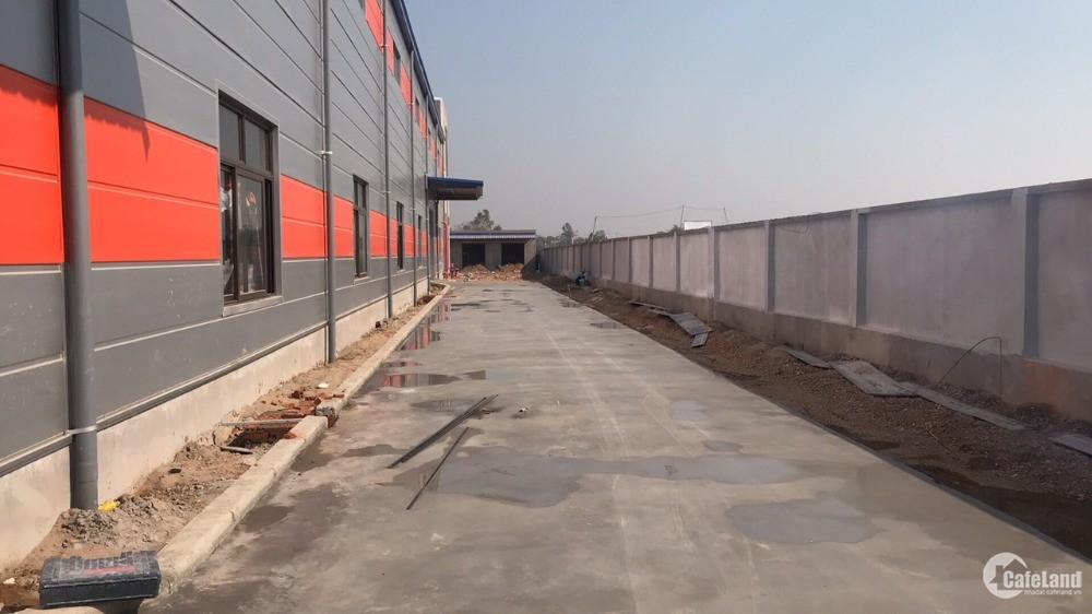 Kho xưởng cho thuê tại KCN Đại Đồng, Yên Phong, Tiên Sơn, Quế Võ, Quang Châu