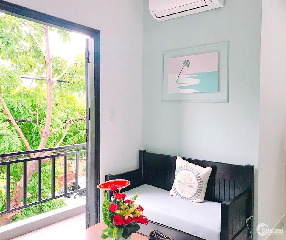 Cho thuê căn hộ siêu xinh khu Trung Nghĩa đối diện bến xe