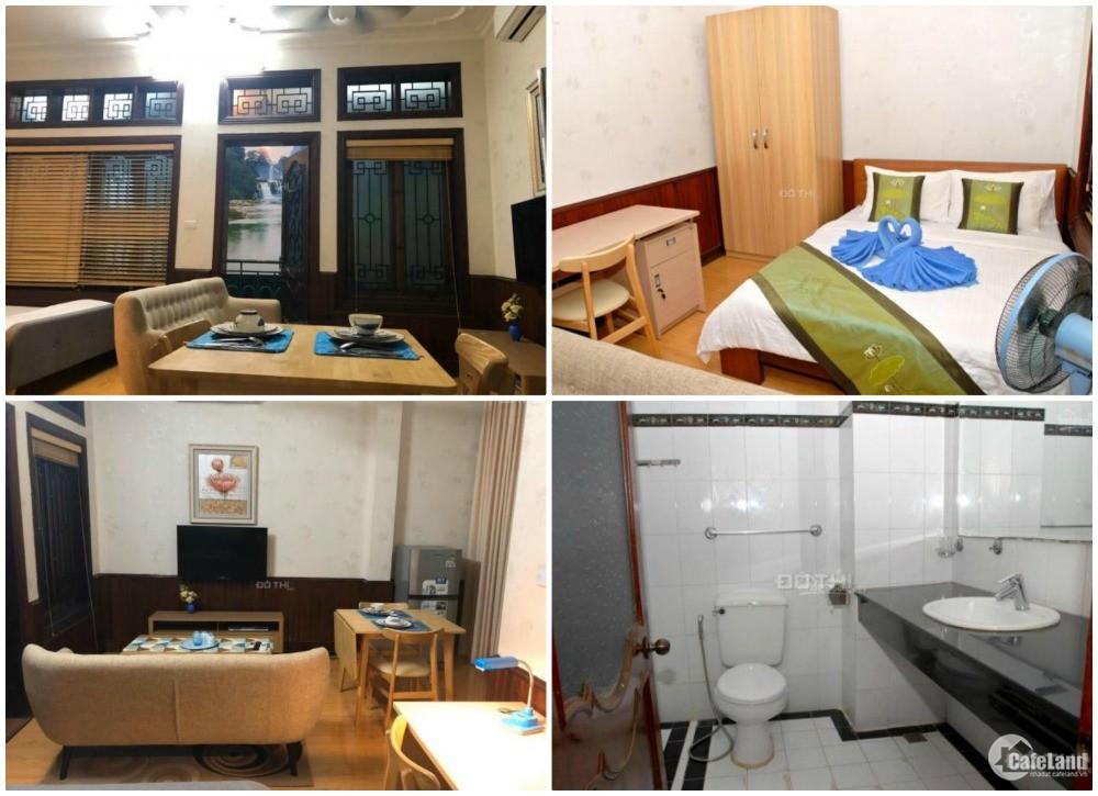 Cho thuê căn hộ khép kín diện tích 40m2 có nội thất đầy đủ giá 6,5tr/tháng