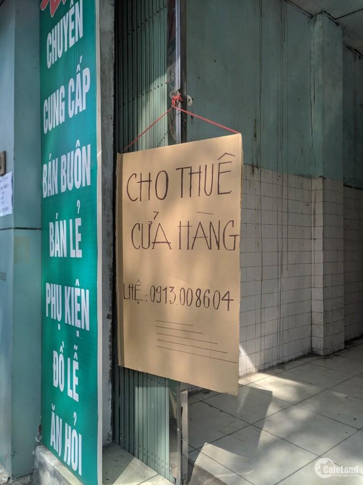 Cho thuê Cửa hàng mặt đường Nguyễn Văn Cừ