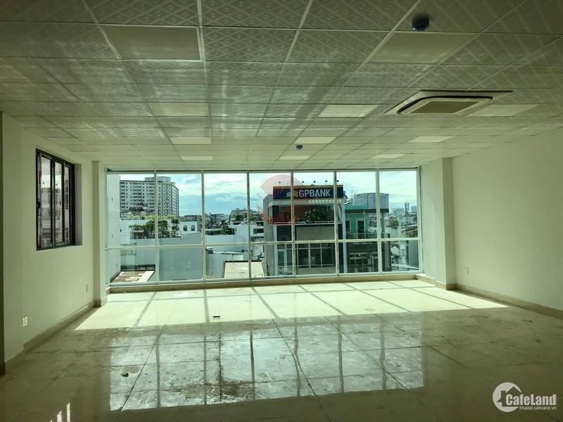 Văn phòng cho thuê quận Bình Thạnh diện tích 160m2 vuông vức giá cực rẻ