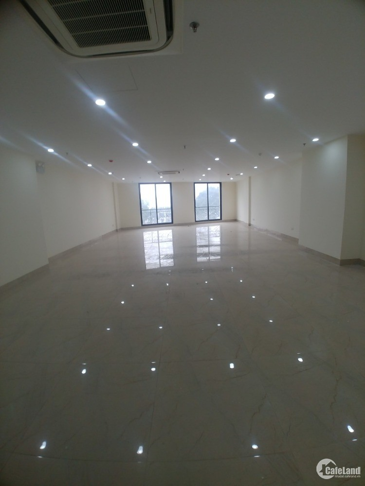 Cho thuê văn phòng 75m2 view mặt đừơng tại 66 Trần Đại Nghĩa, Hà Nội
