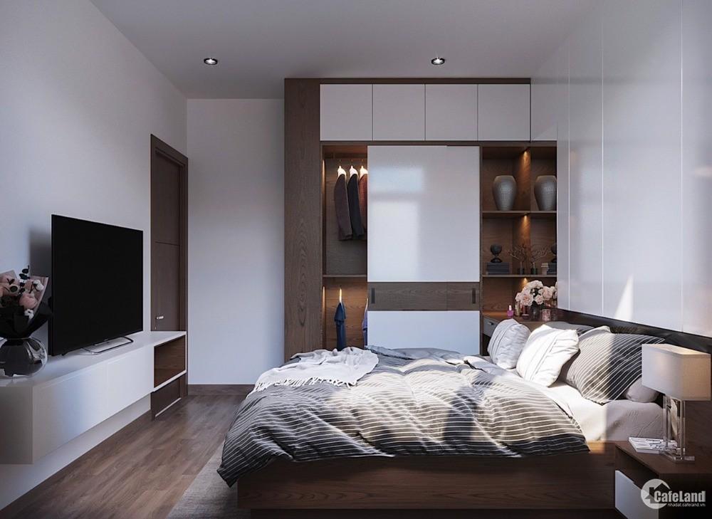 Chung Cư An Phú 2 phòng ngủ - 1 phòng tắm - 1 phòng khách - 1 phòng bếp