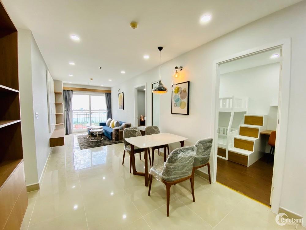Bán căn hộ 3PN diện tích 92m2 chỉ 2.2 tỷ ngay Vin Com TP Dĩ An.
