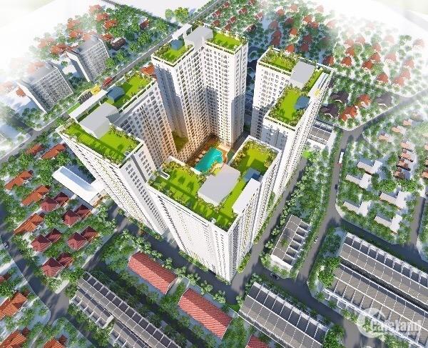 Chung cư BCons Garden 1 tỷ 050 45m² 2PN-1WC