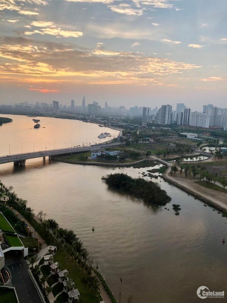 3PN view sông SG ngắm pháo hoa thoải mái, NT cao cấp đẹp và tinh tế, 10.5 tỷ