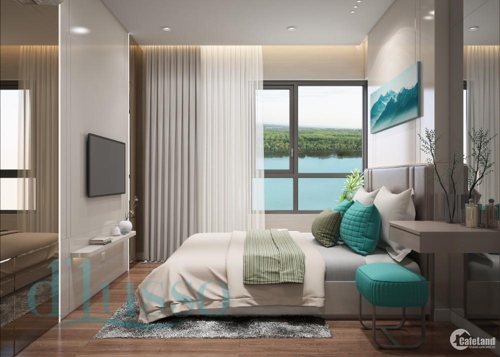 Chính chủ bán 2 căn hộ Dlusso, TT quận 2, giá gốc đợt 1 + chiết khấu 2%