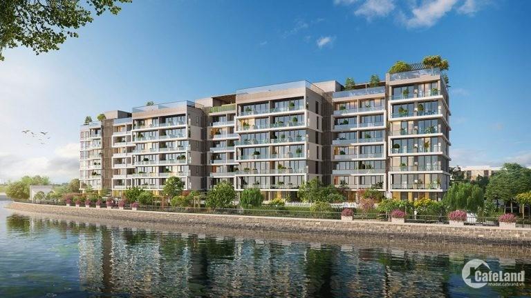 Căn hộ cao cấp quận 7 dự án Panomax River Villa