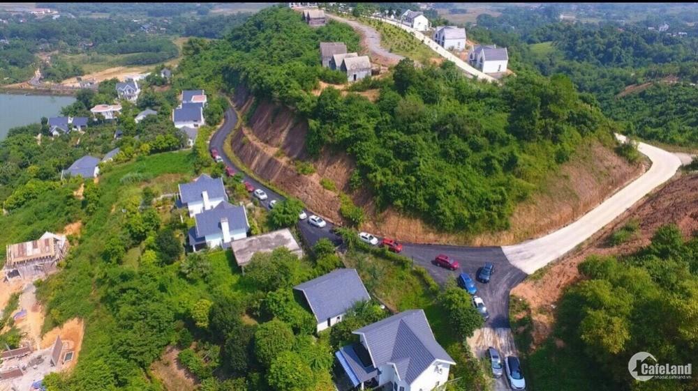 Chỉ Với 800tr Sở Hữu Biệt Thự 5* Panorama Hill Lương Sơn Hòa Bình