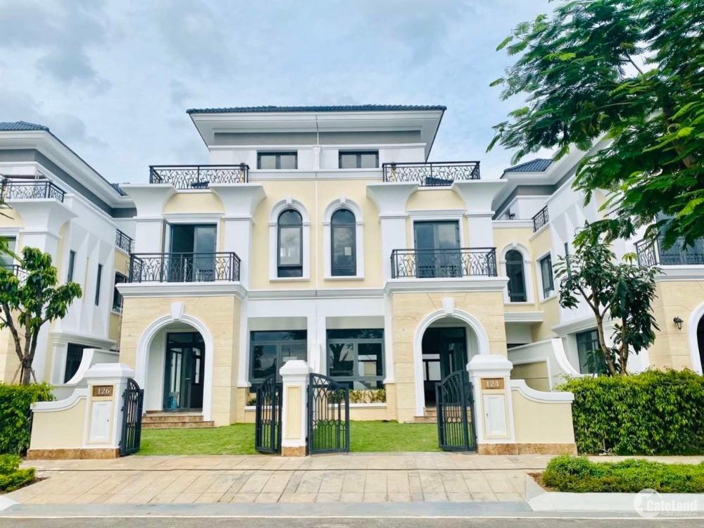 Giỏ hàng những căn Biệt thự đẹp nhất Verosa Park Khang Điền