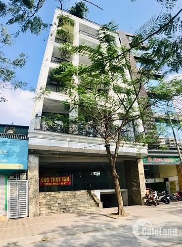 Building 5 Tầng D5, P.25, Bình Thạnh, DT: 12x20m, Giá 57 tỷ