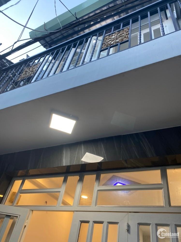 Bán nhà 1 lầu ngay trung tâm Q3 Đường Lý Thái Tổ, Phường 1.