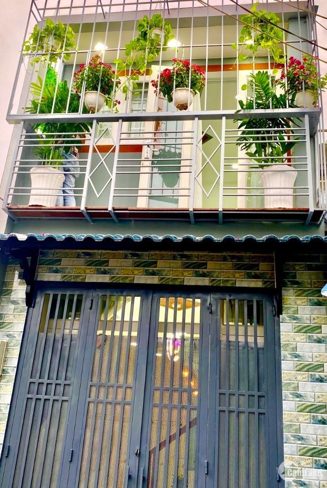Bán nhà Hẻm Xe Hơi 1135 Huỳnh Tấn Phát, Phường Phú Thuận, Quận 7