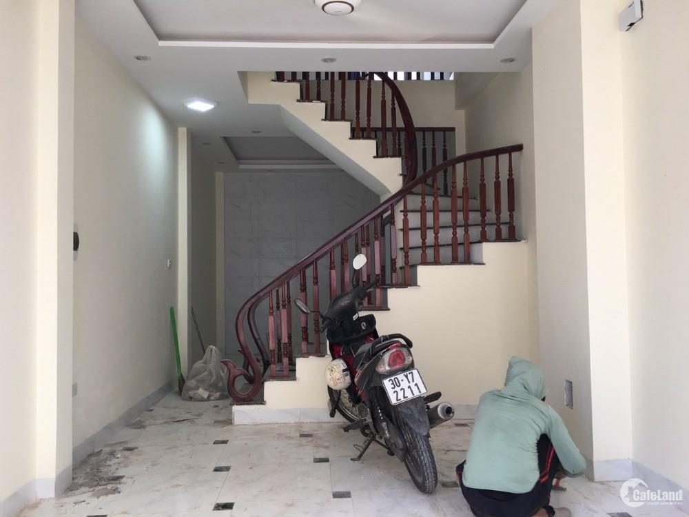Bán nhà 4 tầng mới Yên Nghĩa 31m2, giá chỉ 1.6 tỷ(Nội thất cơ bản)