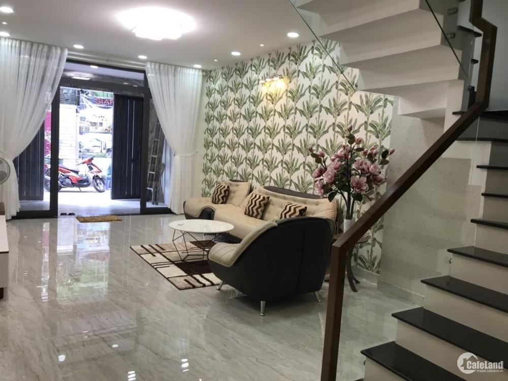 Nhà bán giá rẻ HXH 6M 1/ Nguyễn Tri Phương P8 Q10 trệt 2L ST ,4PN.