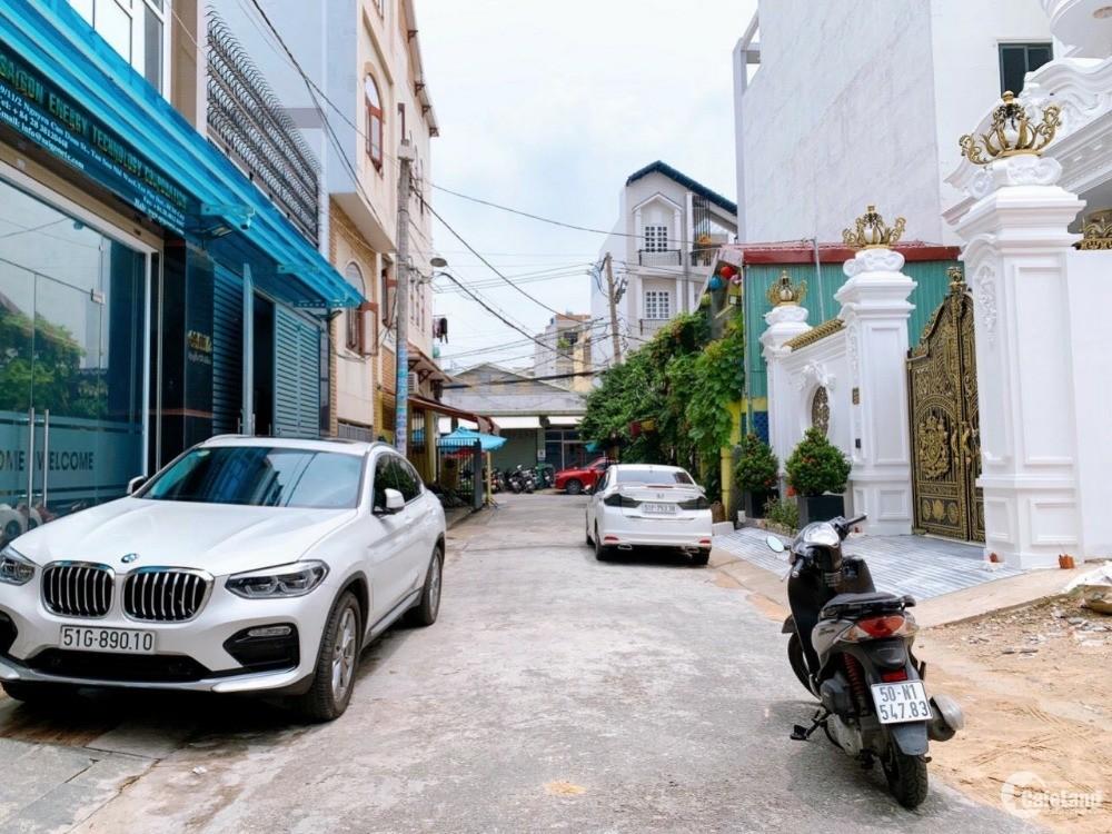 Bán cặp đất hẻm 8m Nguyễn Cửu Đàm Q.Tân Phú DT 8.7x21M CN 186m2 Gía 16.5 tỷ TL